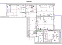 планировка квартиры заказать